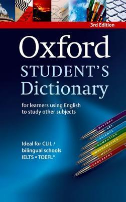 Image of Oxford Student's Dictionary