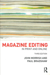 Image of Magazine Editing : In Print And Online