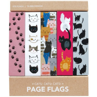 Image of Page Flags : Cats Cats Cats