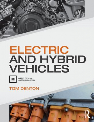 Image of Electric And Hybrid Vehicles