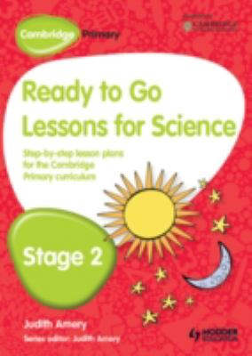 Image of Ready To Go Lessons For Science Stage 2