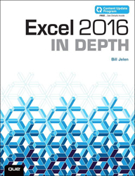 Image of Excel 2016 In Depth