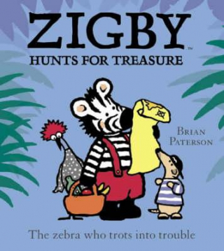 Image of Zigby Hunts For Treasure