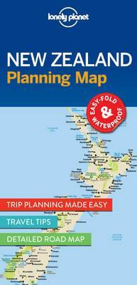 Image of New Zealand Planning Map