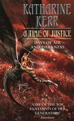 Image of A Time Of Justice : Deverry Book 8 : The Westlands Book 4
