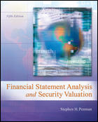 Image of Financial Statement Analysis And Security Valuation
