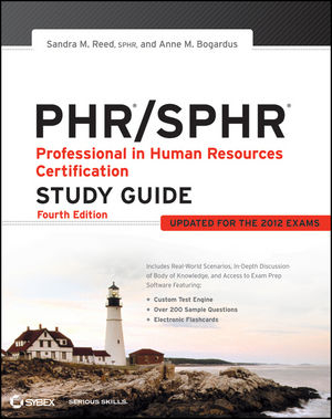 Image of Phr Sphr : Professional In Human Resources : Certification Study Guide