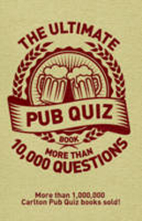 Image of Ultimate Pub Quiz Book More Than 10 000 Questions!