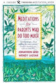 Image of Meditations For Parents Who Do Too Much