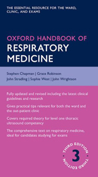 Image of Oxford Handbook Of Respiratory Medicine