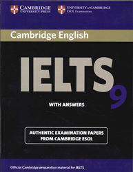 Image of Cambridge Ielts 9 : Student's Book With Answers