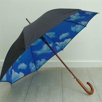 Image of Umbrella Blue Sky