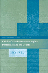 Image of Children's Socio-economic Rights : Democracy And The Courts