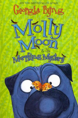 Image of Molly Moon & The Morphing Mystery