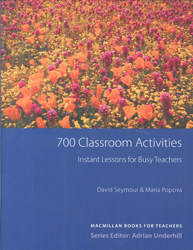 700 Classroom Activities : Instant Lessons For Busy Teachers