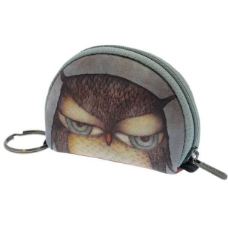 Image of Owl Mini Pouch
