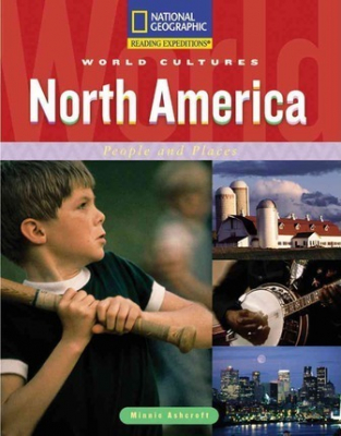 Image of North America : People And Places : World Cultures Reading Expeditions