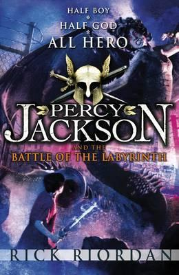 Image of Percy Jackson & The Battle Of The Labyrinth : Bk 4
