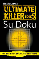 Image of Times Ultimate Killer Su Doku Book 5