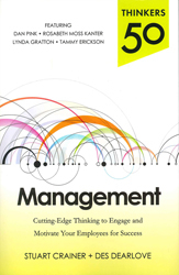 Image of Thinkers 50 Management : Cutting Edge Techniques To Engage And Motivate Your Employees For Success