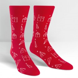 Image of How To Fly : Men's Crew Socks