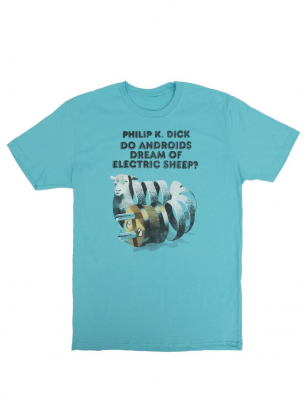 Image of Do Androids Dream Of Electric Sheep? : Unisex Small T-shirt