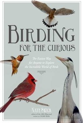 Image of Birding For The Curious : The Easiest Way For Anyone To Explore The Incredible World Of Birds