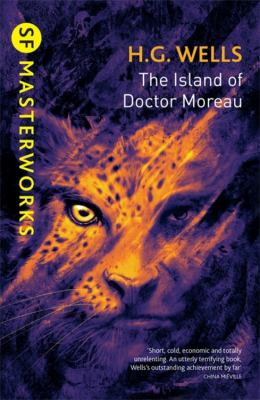 Image of The Island Of Doctor Moreau : S F Masterworks