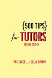 Image of 500 Tips For Tutors
