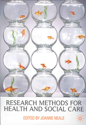 Image of Research Methods For Health & Social Care