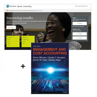 Management And Cost Accounting With Myaccountinglab Access