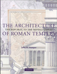 Image of Architecture Of Roman Temples : The Republic To The Middle Empire