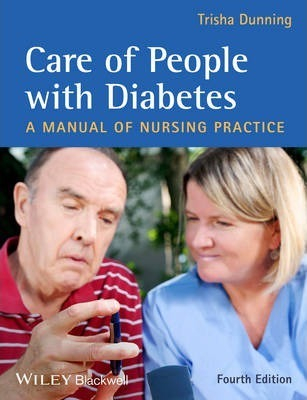 Image of Care Of People With Diabetes : A Manual Of Nursing Practice
