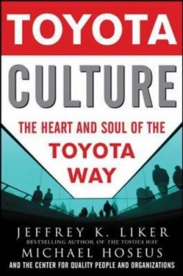 Image of Toyota Culture : The Heart And Soul Of The Toyota Way