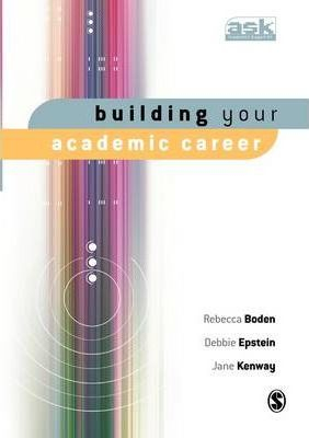 Image of Building Your Academic Career