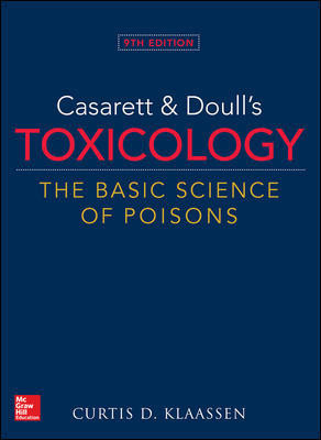 Image of Casarett & Doull's Toxicology : The Basic Science Of Poisons