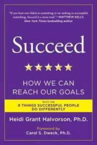 Image of Succeed : How We Can Reach Our Goals