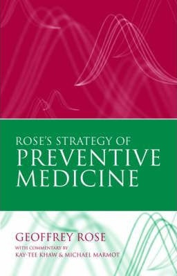 Image of Rose's Strategy Of Preventive Medicine