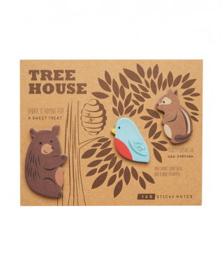 Image of Silly Scenes : Tree House