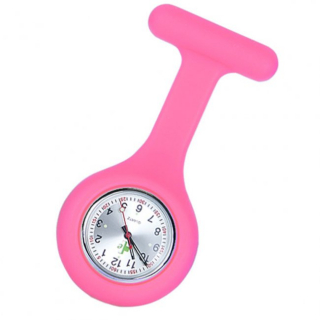 Image of Silicone Fob Watch - Pink