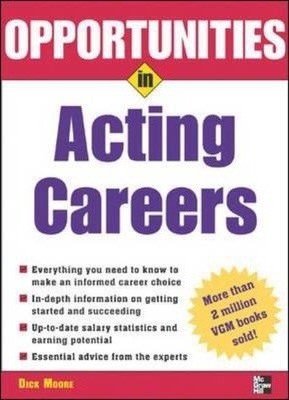 Image of Opportunities In Acting Careers