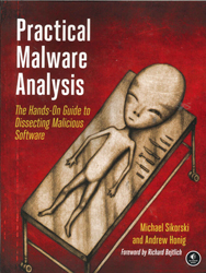 Image of Practical Malware Analysis : A Hands On Guide To Dissecting Malicious Software