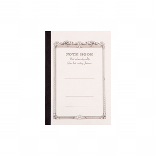 Image of Notebook Apica A6 Lined White