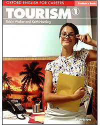 Image of Tourism 1 : Oxford English For Careers : Student Book