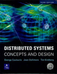 Image of Distributed Systems : Concepts And Design