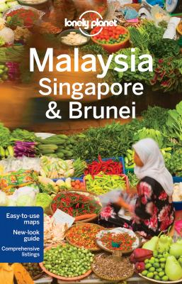 Image of Malaysia Singapore And Brunei : Lonely Planet