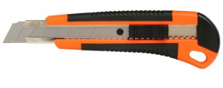 Image of Knife Marbig Cutter Heavy Duty Orange