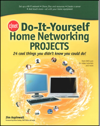 Cnet Do It Yourself Networking Projects