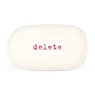 Image of Eraser Delete Individually Wrapped