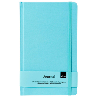 Image of Journal Soto Cloth Blue
